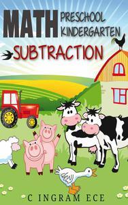 Math Preschool Kindergarten Subtraction