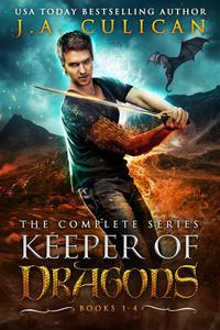 Keeper of Dragons: The Complete Series