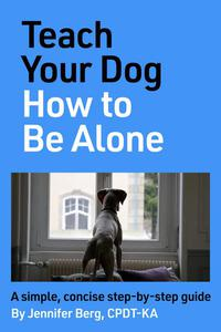 Teach Your Dog How to Be Alone