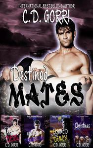 Destined Mates: A Purely Paranormal Pleasures Anthology
