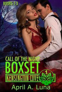 Call of the Night: Books 1-3