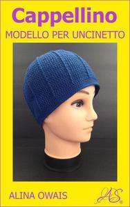 Cappellino Modello per Uncinetto