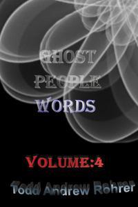 Ghost People Words - Volume:4