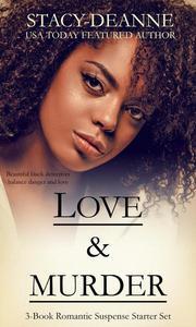 Love & Murder: 3-Book Romantic Suspense Starter Set