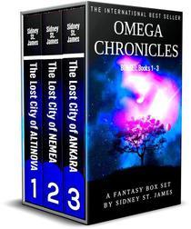 Omega Chronicles Books 1 - 3 - An Anthology