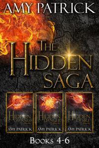 The Hidden Saga: Dark Court (Books 4-6