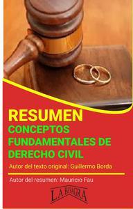 Resumen de Conceptos Fundamentales de Derecho Civil de Guillermo Borda
