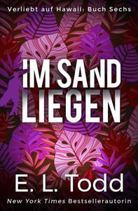 Im Sand Liegen