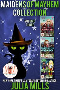Maidens of Mayhem Collection: Magic and Mayhem Universe