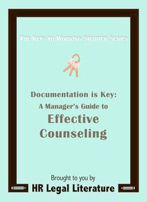 Documentation is Key: A Manager's Guide to Effective Counseling