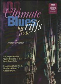100 Ultimate Blues Riffs for Flute