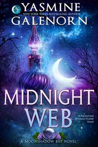 Midnight Web: A Paranormal Women's Fiction Novel