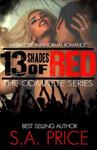 13 Shades of Red Series Bundle