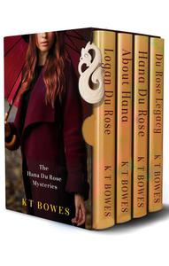 The Hana Du Rose Mysteries Collection (Books 1-3 including Prequel)