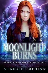 Moonlight Burns: A Paranormal Urban Fantasy Series