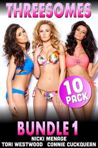 Threesomes 10-Pack : Bundle 1