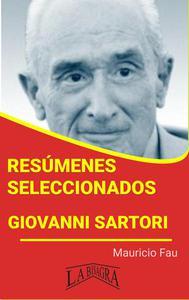 Resúmenes Seleccionados: Giovanni Sartori