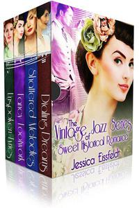The Sweethearts & Jazz Nights Series of Sweet Historical Romance: A Boxed Set