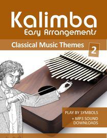 Kalimba Easy Arrangements - Classical Music Themes - 2