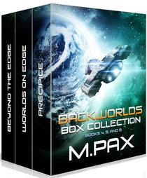 Backworlds Box Collection Books 4, 5, and 6
