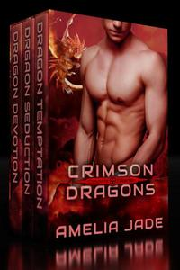 Crimson Dragons: The Box Set