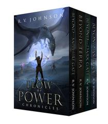 The Flow of Power Chronicles V1,  A Thrilling Sci-Fi fantasy Adventure Series!