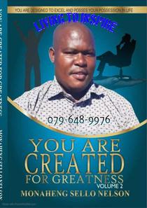 You Are Created For Greatness v2