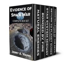Evidence of Space War: Complete Box Set