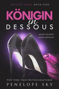 Königin in Dessous