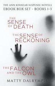 The Ann Kinnear Suspense Novels Ebook Box Set - Books 1-3