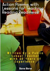 Action Poems with Lessons for Teaching Reading Readiness