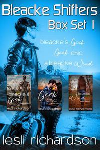 Bleacke Shifters Box Set 1