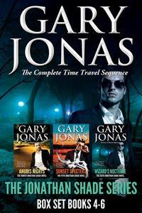 The Jonathan Shade Series: Books 4-6