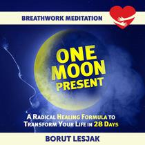One Moon Present Breathwork Meditation