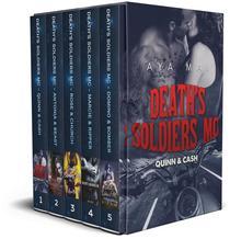Death's Soldiers MC Box Set: Books 1-5