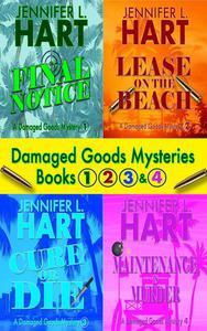 Damaged Goods Mysteries: 1, 2, 3 & 4