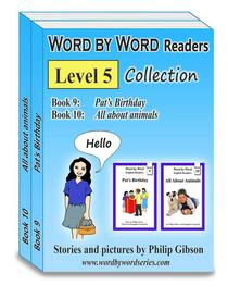 Word by Word Graded Readers for Children (Book 9 + Book 10)