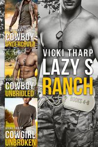 Lazy S Ranch Books 4-6