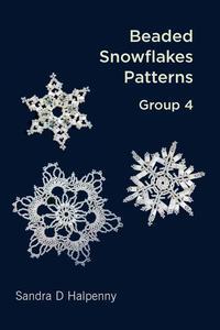 Beaded Snowflake Patterns - Group 4