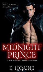 Midnight Prince (Blackthorne Bloodlines #1)