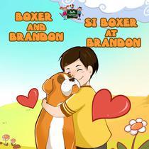 Boxer and Brandon Si Boxer at Brandon