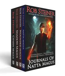 Journals of Natta Magus