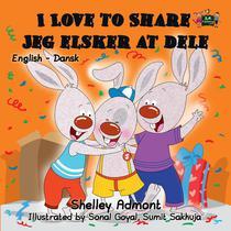 I Love to Share Jeg Elsker at Dele