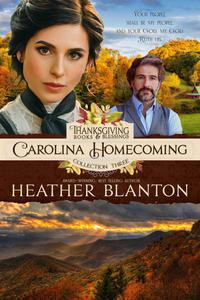 Carolina Homecoming: A Romance Inspired by the Book of Ruth
