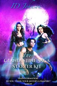The Clandestine Saga Starter Kit