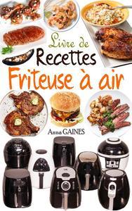 Livre de recettes friteuse à air