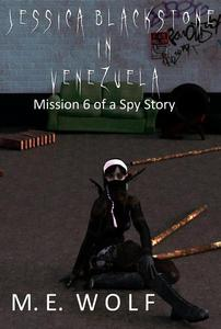 Jessica Blackstone in Venezuela