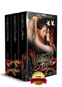 The Army Ranger Trilogy (Military Romance)