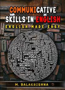 COMMUNICATIVE SKILLS IN ENGLISH