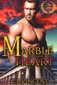 Marble Heart: A Non-Shifter M/M MPREG Romance